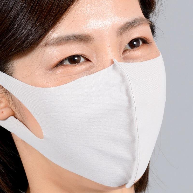 シルキークール「洗えマスク」立体タイプ