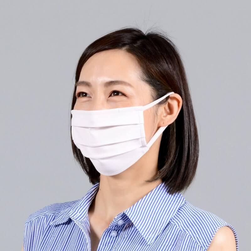 ドライクール「洗えマスク」